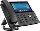 communicator paging menu icon